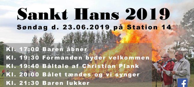 Sankt Hans 2019