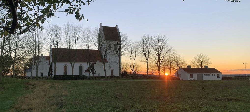 Vores smukke kirke …